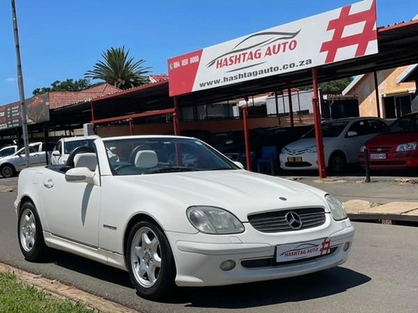 2001 Mercedes-Benz SLK-Class Slk 200 Kompressor  Gauteng Kempton Park_0