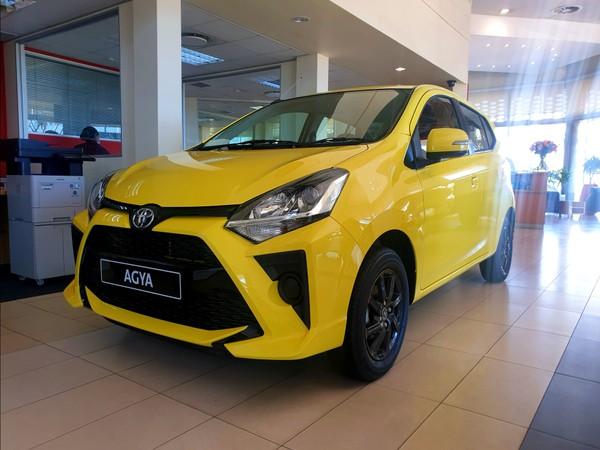 2021 Toyota Agya 1.0 Auto Kwazulu Natal Durban_0