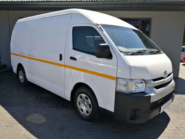 2014 Toyota Quantum 2.7 Fc Pv  Eastern Cape Port Elizabeth_0