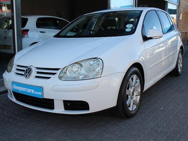 2005 Volkswagen Golf 2.0 Tdi Sportline  Western Cape Bellville_0