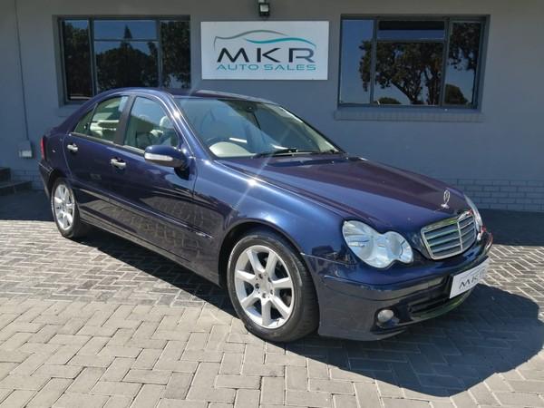 2005 Mercedes-Benz C-Class C200k Classic At  Eastern Cape Port Elizabeth_0