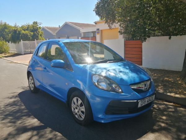 2013 Honda Brio 1.2 Comfort  Western Cape Somerset West_0