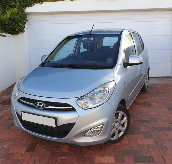 2014 Hyundai i10 1.25 Gls  Western Cape Bloubergstrand_0