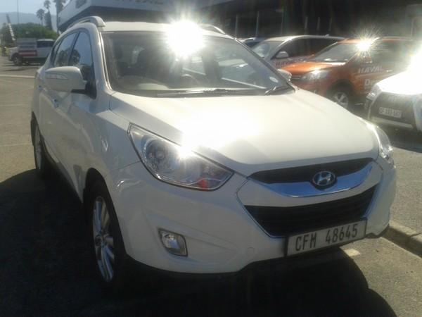2012 Hyundai iX35 2.0 Gls At  Western Cape Brackenfell_0