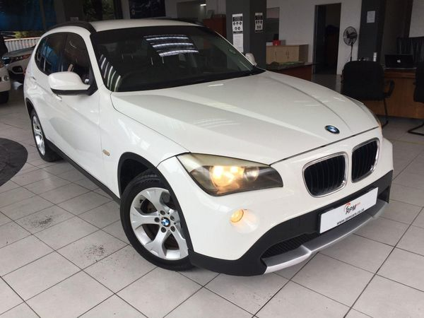 2012 BMW X1 Xdrive20d  Gauteng Sandton_0