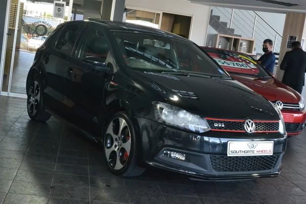 2013 Volkswagen Polo Gti 1.4tsi Dsg  Gauteng Roodepoort_0