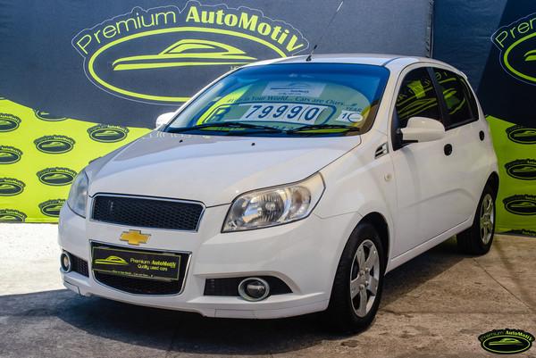 2010 Chevrolet Aveo 1.6 Ls 5dr  Eastern Cape Newton Park_0