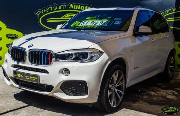 2014 BMW X5 xDRIVE35i M-Sport Auto Eastern Cape Newton Park_0