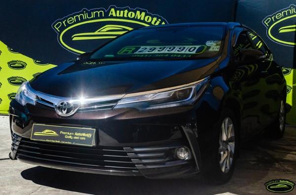 2019 Toyota Corolla 1.8 Exclusive CVT Eastern Cape Newton Park_0