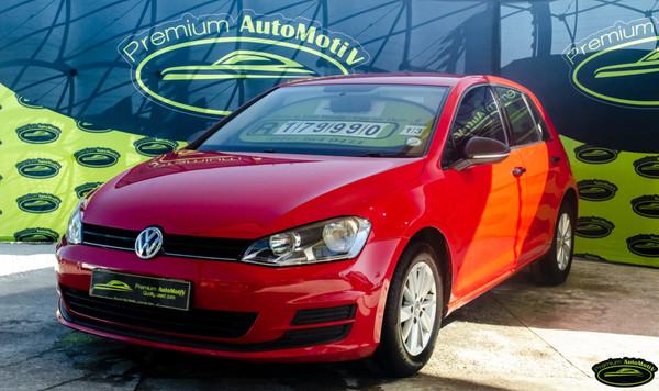 2013 Volkswagen Golf Vii 1.2 Tsi Trendline  Eastern Cape Newton Park_0