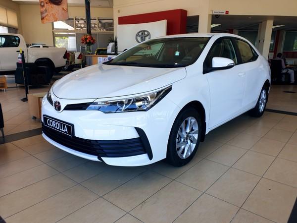 2021 Toyota Corolla Quest 1.8 Prestige CVT Kwazulu Natal Durban_0