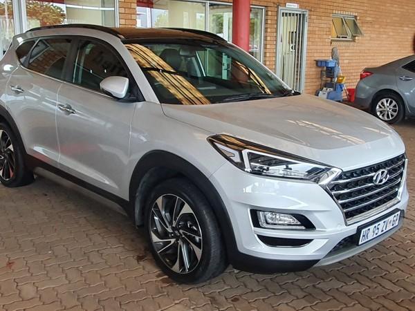 2018 Hyundai Tucson 2.0 CRDi ELITE AT Gauteng Pretoria_0