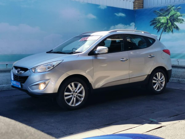 2010 Hyundai iX35 2.0 Gls At  Western Cape Goodwood_0