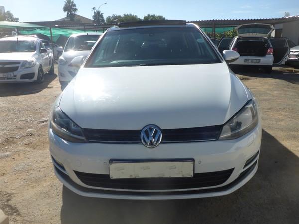 2014 Volkswagen Golf Vii 1.4 Tsi Comfortline  Gauteng Johannesburg_0