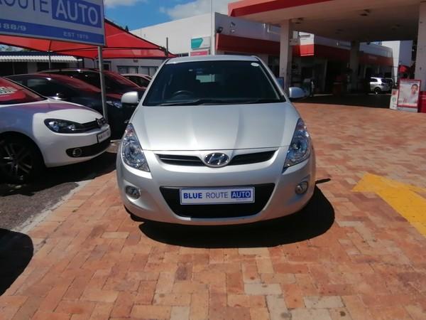 2011 Hyundai i20 1.6  Western Cape Cape Town_0