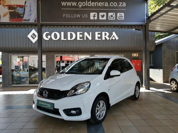 2018 Honda Brio 1.2 Comfort At  Gauteng Pretoria_0