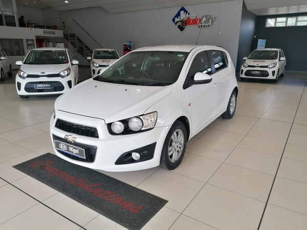 2012 Chevrolet Sonic 1.6 Ls 5dr  Gauteng Nigel_0