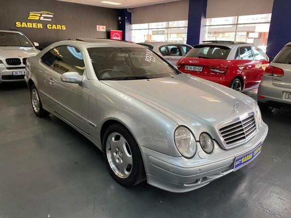2000 Mercedes-Benz CLK-Class Clk 230k At  Gauteng Benoni_0