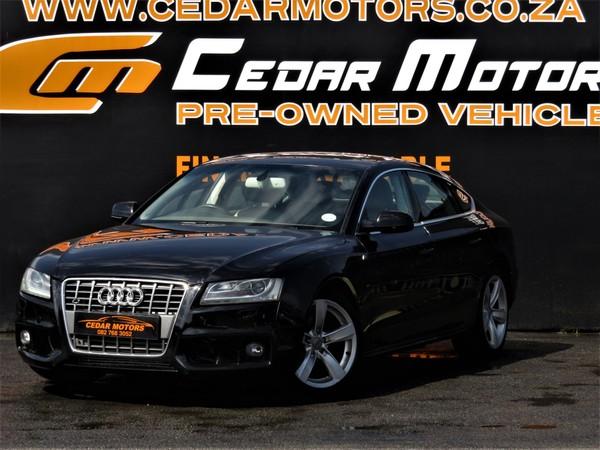 2012 Audi A5 Sprtback 2.0t Fsi Quatt Stron  Gauteng Johannesburg_0