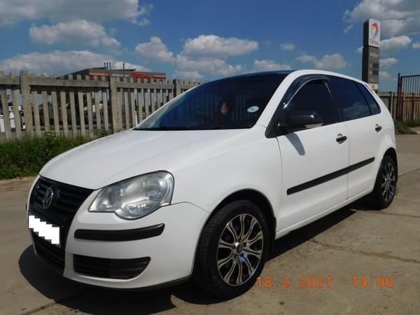 2007 Volkswagen Polo 1.6 Trendline  Gauteng Brakpan_0