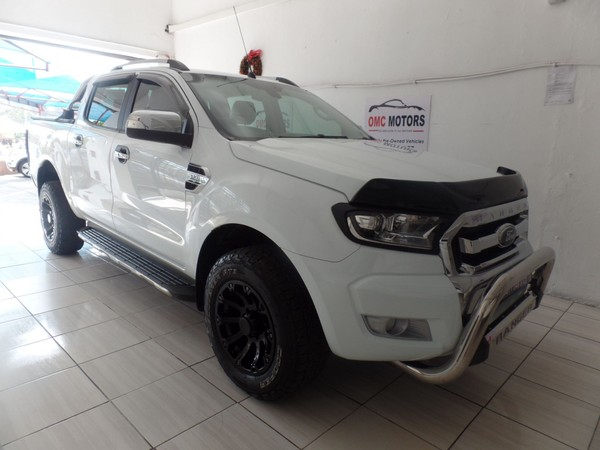 2016 Ford Ranger 3.2TDCi XLT Auto Double Cab Bakkie Gauteng Johannesburg_0