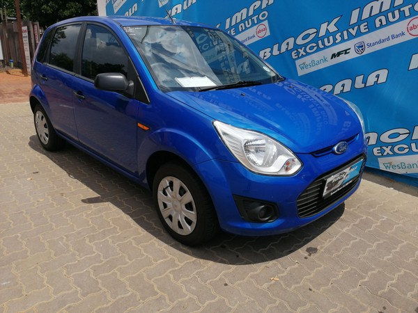 2015 Ford Figo 1.4 Ambiente  Gauteng Pretoria North_0
