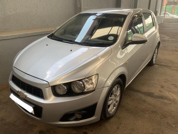 2012 Chevrolet Sonic 1.4 Ls 5dr  Gauteng Randburg_0