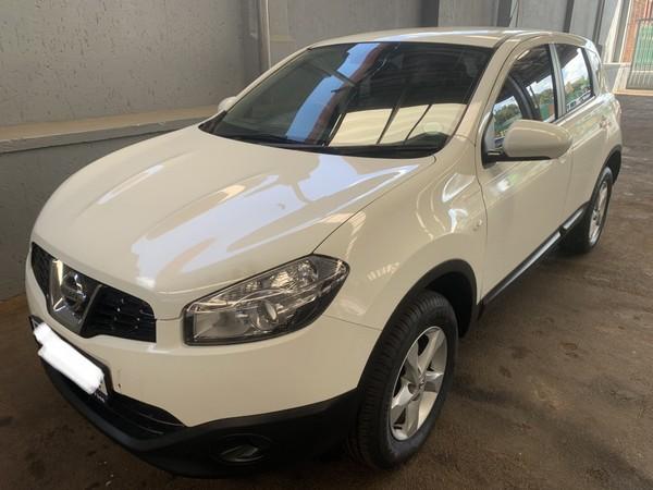2014 Nissan Qashqai 1.5 Dci Acenta  Gauteng Randburg_0