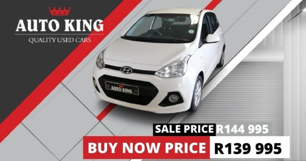 2016 Hyundai Grand i10 1.25 Motion Western Cape Cape Town_0