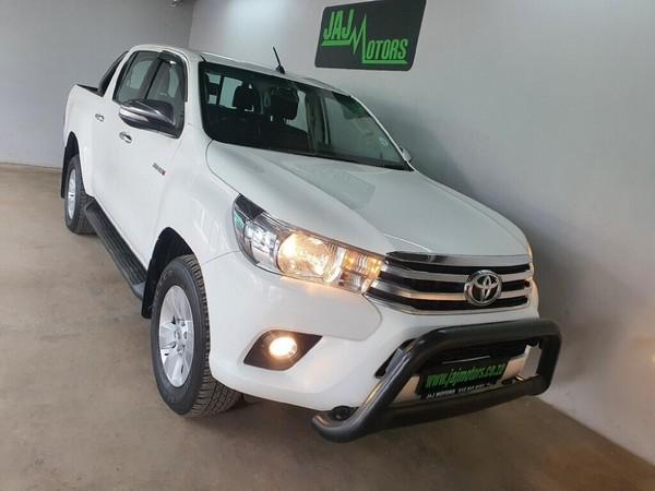 2017 Toyota Hilux 2.8 GD-6 Raider 4X4 Double Cab Bakkie Auto Gauteng Pretoria_0