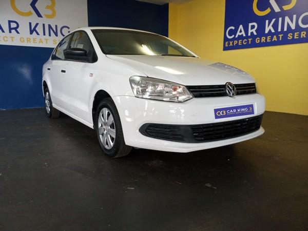 2013 Volkswagen Polo 1.4 Trendline  Gauteng Roodepoort_0