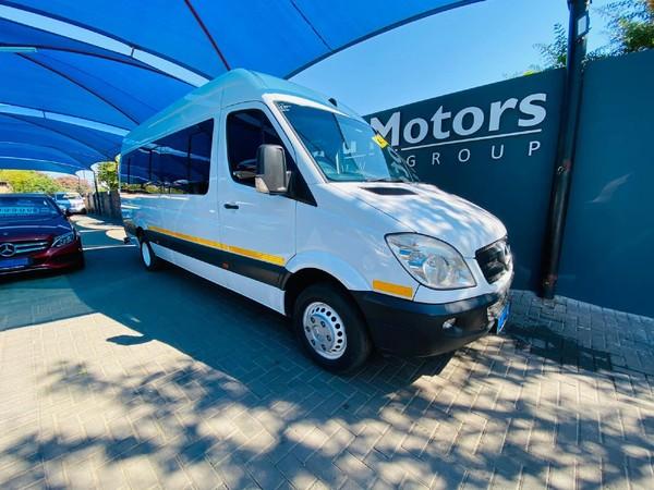 2013 Mercedes-Benz Sprinter 519 CDI FC Panel Van Gauteng Pretoria_0