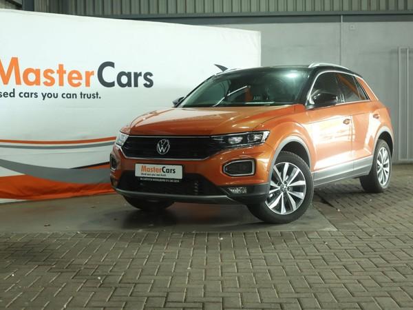2021 Volkswagen T-ROC 1.4 TSI Design Tiptronic Mpumalanga Secunda_0