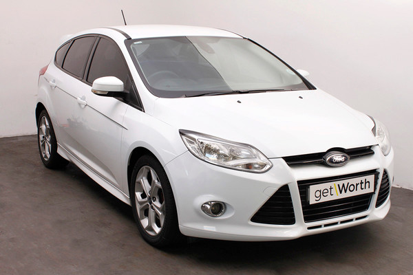 2013 Ford Focus 2.0 Tdci Trend Powershift 5dr  Western Cape Milnerton_0