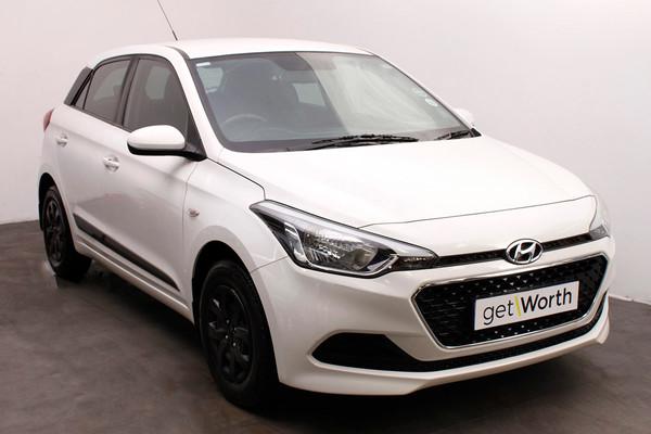 2017 Hyundai i20 1.2 Motion Western Cape Milnerton_0