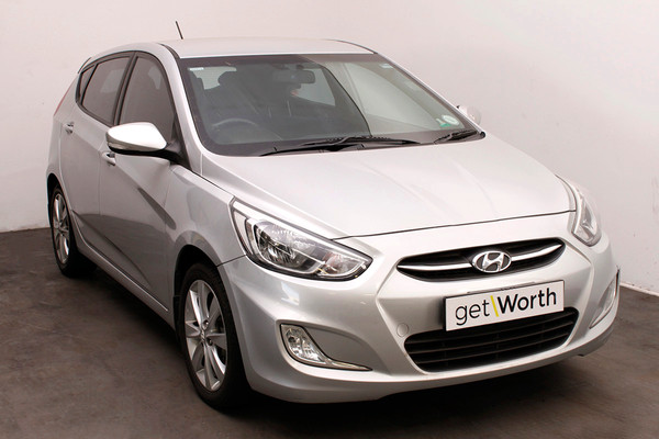 2016 Hyundai Accent 1.6 Fluid 5-Door Western Cape Milnerton_0