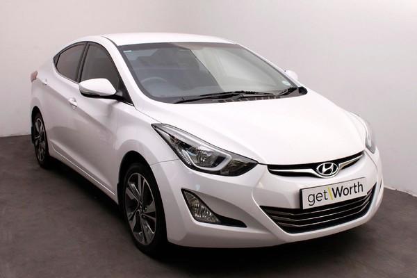 2017 Hyundai Elantra 1.6 Premium Western Cape Milnerton_0