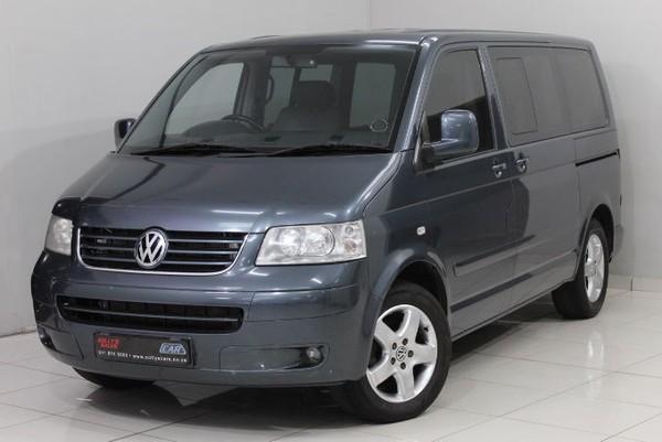 2007 Volkswagen Caravelle 2.5tdi 128kw At  Gauteng Nigel_0