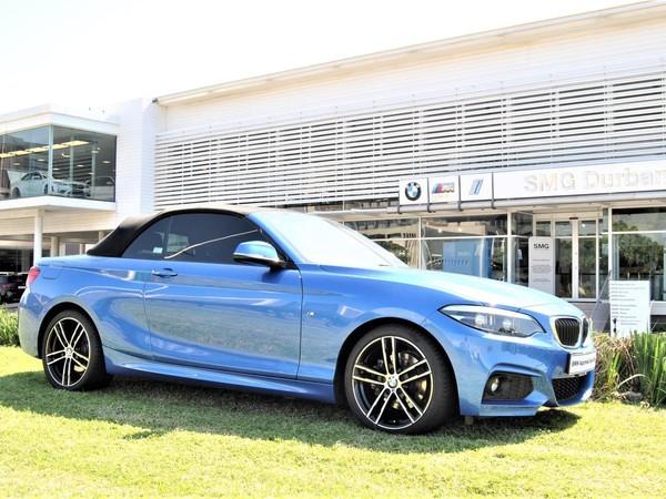 2018 BMW 2 Series 220i Convertible M Sport Auto F23 Kwazulu Natal Durban_0