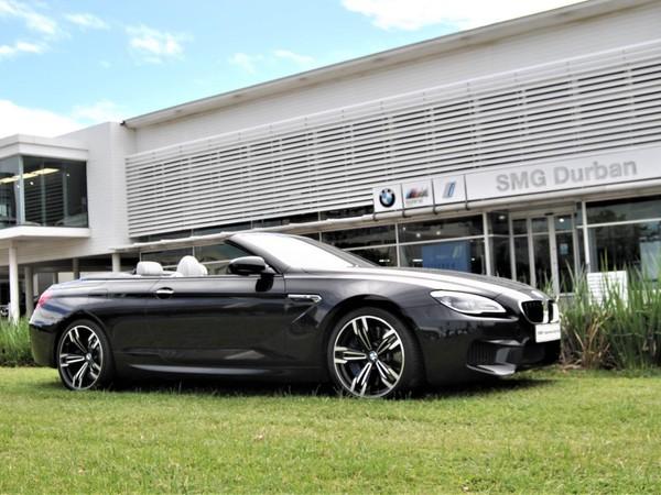 2018 BMW M6 Convertible f12  Kwazulu Natal Durban_0
