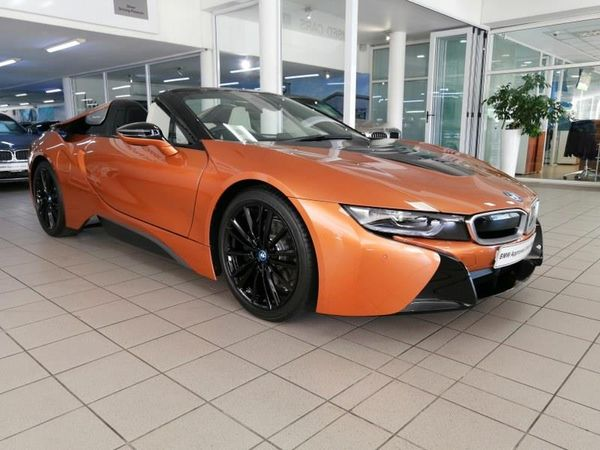 2020 BMW i8 Roadster Kwazulu Natal Durban_0