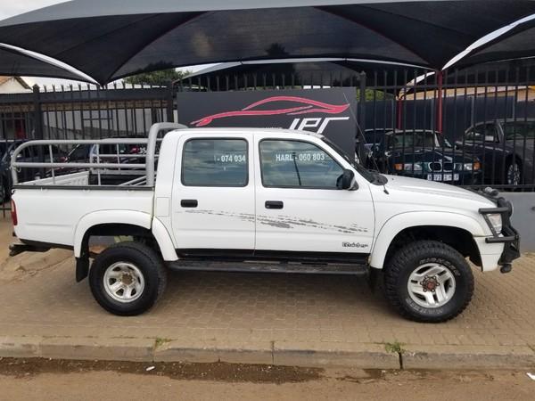 1998 Toyota Hilux 2700i Raider 4x4 Pu Dc  Gauteng Pretoria_0