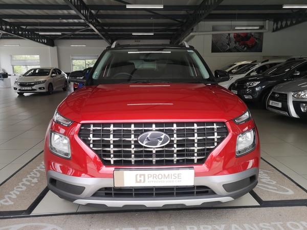 2021 Hyundai Venue 1.0 TGDI Fluid DCT Gauteng Sandton_0