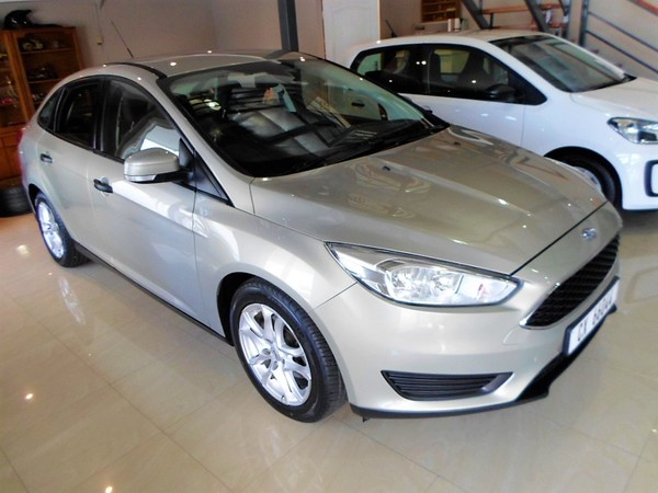 2015 Ford Focus 1.0 Ecoboost Ambiente Western Cape Knysna_0