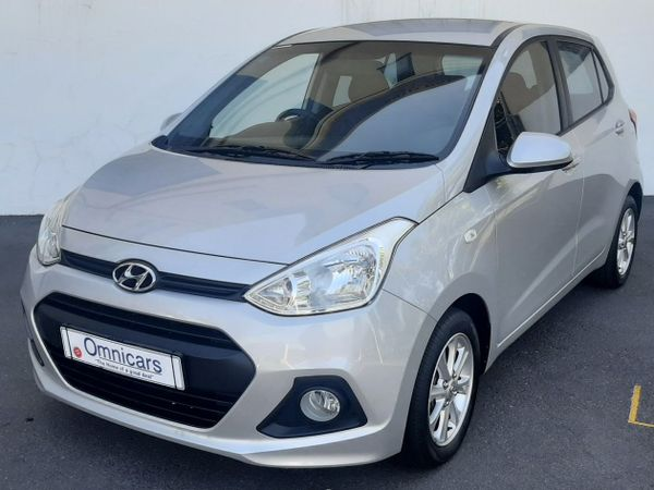 2016 Hyundai Grand i10 1.25 Motion Western Cape Paarl_0