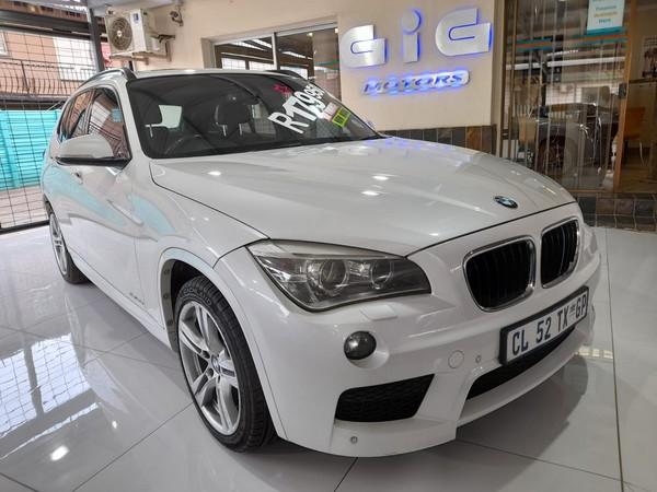 2013 BMW X1 Xdrive20d M Sport  Gauteng Edenvale_0