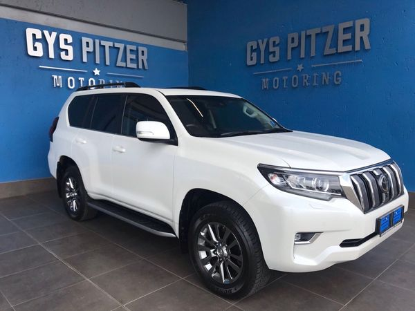 2019 Toyota Prado VX-L 3.0D Auto Gauteng Pretoria_0