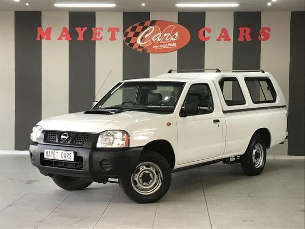 2015 Nissan NP300 Hardbody 2.0i LWB Single Cab Bakkie Mpumalanga Delmas_0