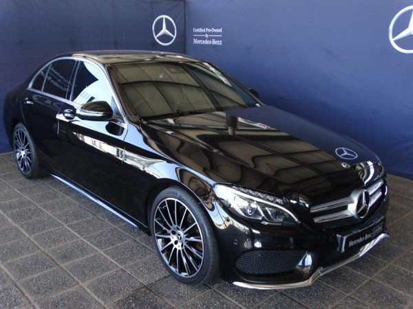 2018 Mercedes-Benz C-Class C200 AMG line Auto Limpopo Polokwane_0