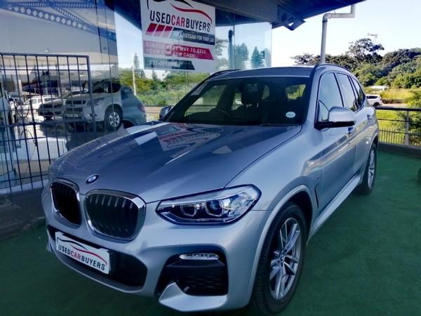2018 BMW X3 Xdrive20d  M-sport At  Kwazulu Natal Mount Edgecombe_0